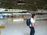 2010.06.15 成田空港出発ロビー