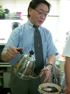 コーヒーマイスター池田 修