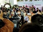 台湾・台中市合同結婚式 2011.05.28
