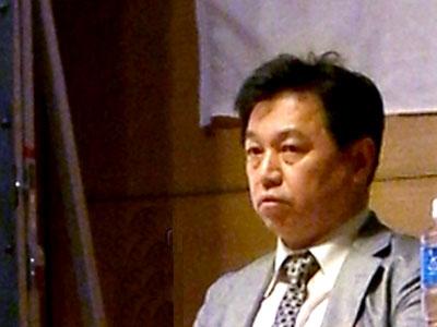 日本シルクロード科学倶楽部代表 高田純博士